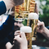 mini Pints for Pups: First Friday Downtown Reading Beer Garden @ 5th & Penn Streets